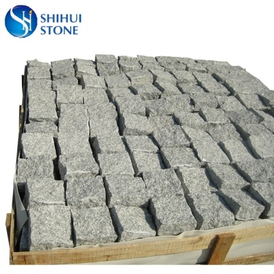 G603 Grey Granite Cubes