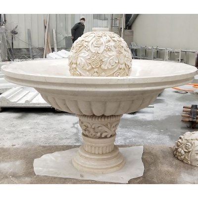 Modern Decorative Stone Water Fountain For Sale