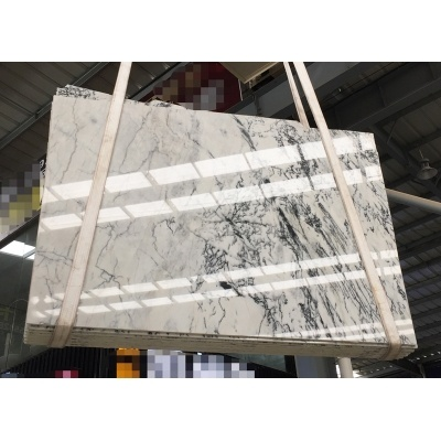 New York White Marble