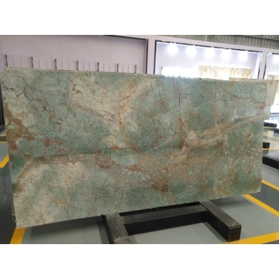 Peacock Green Marble