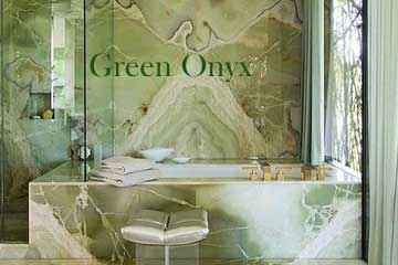 Home Decoration of Bathroom ------ The Green Onyx Project in Melbourne, Australia