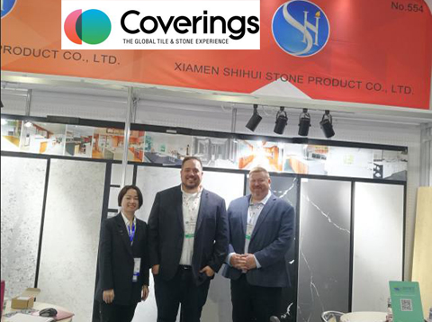 Coverings 2018--ShiHui Stone