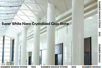 Amazing Nano Crystallized Glass Stone  in Texas USA